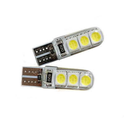 لامپ اس ام دی 6 تایی سیلیکون فلش زن